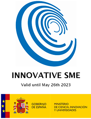 Go to Innovative SME Certification with 26/05/2023 validity